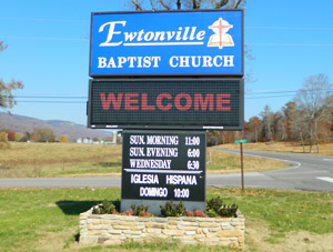 Ewtonville Baptist Church - Dunlap, TN